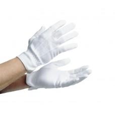 Bomullsvante vit, med resår