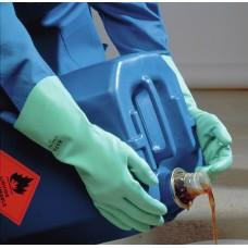 Kemikalieskyddshandske Ultranitril 487