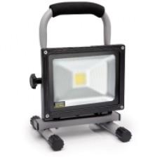 LED Arbetsbelysning, laddbar 20 Watt