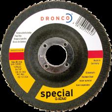 Lamellrondell G-AZ Special Zirkon, PLANA 125 x 22,23mm