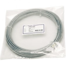 Wire förzinkad, 25mtr
