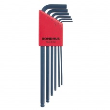 Sexkantnyckelsats Bondhus BLX-6, mm storlekar