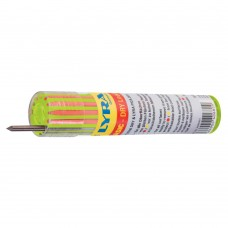 Reservstift Lyra Dry Grafit, Basic mix 12-pack