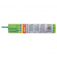 Reservstift Lyra Dry Grafit, Special mix 12-pack