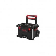 Packout verktygslåda, teleskopshandtag och hjul