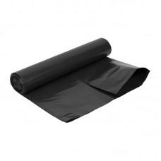 Sopsäck Normalt avfall 125 Lit, svart 10st/rulle