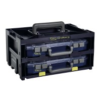 CL Carrymore 55 transportbox Raaco med 2st CL55 4x8-16
