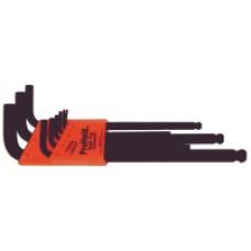 Vinkelnyckelsats ProHold PBLX9 1,5-10mm