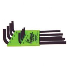 Vinkelnyckelsats ProHold PHTX, T9 - T40