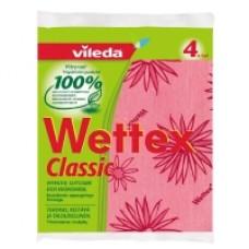 Rengöringsduk Wettex Classic 4-pack