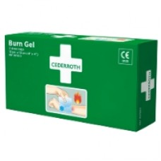 Burn gel dressing 10 x 10cm, 2-pack