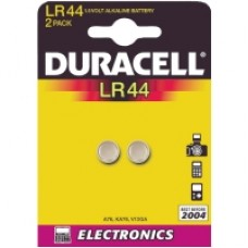 Knappellsbatterier  LR44 2-pack