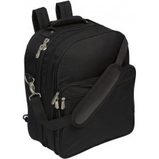 Computer backpack svart